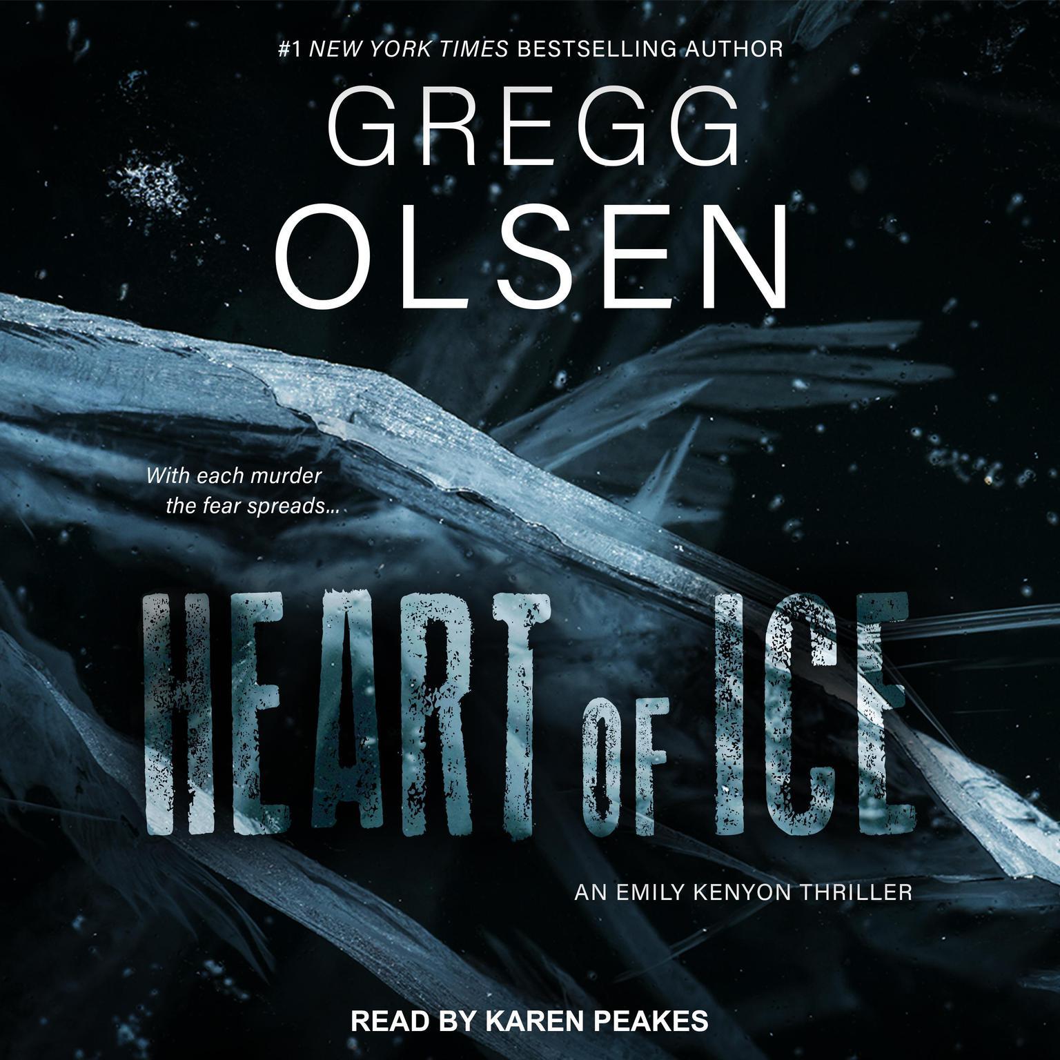 Heart of Ice Audiobook, by Gregg Olsen