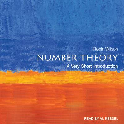 Number Theory: A Very Short Introduction Audiobook, by Robin Wilson