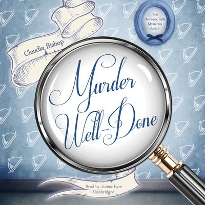 Murder Well-Done Audiobook, by