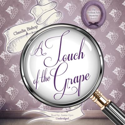 A Touch of the Grape Audiobook, by