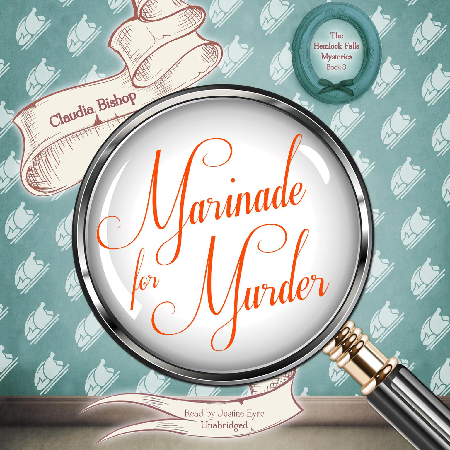 Marinade for Murder Audiobook, by Claudia Bishop