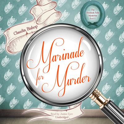 Marinade for Murder Audiobook, by
