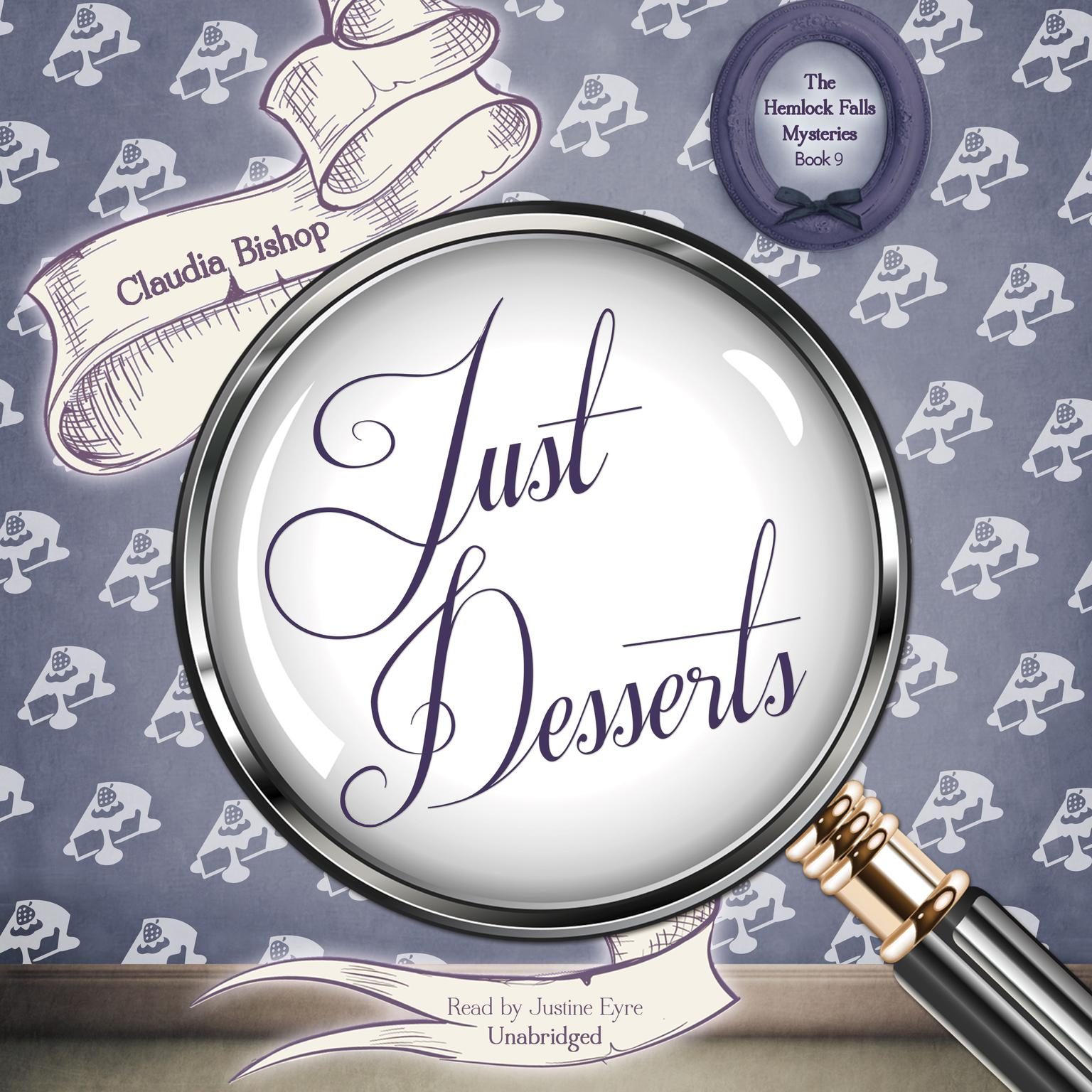 Just Desserts Audiobook, by Claudia Bishop