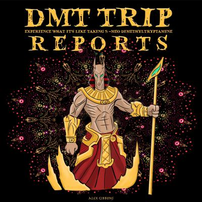 DMT Trip Reports: Experience What It's Like Taking 5-MEO Dimethyltrptamine Audiobook, by Alex Gibbons