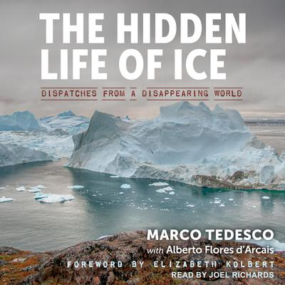 The Hidden Life of Ice: Dispatches from a Disappearing World Audiobook, by Marco Tedesco