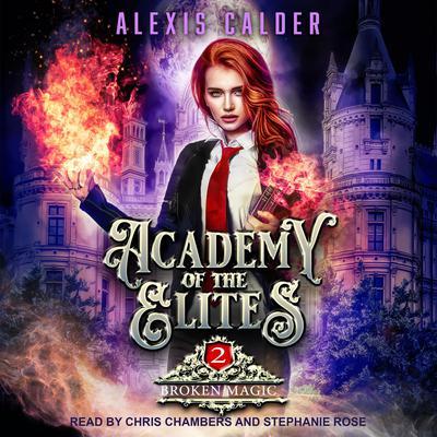 Broken Magic Audiobook, by Alexis Calder