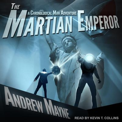 The Martian Emperor Audiobook, by Andrew Mayne