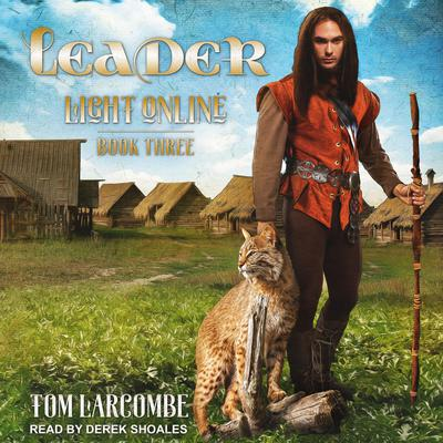 Leader Audiobook, by Tom Larcombe