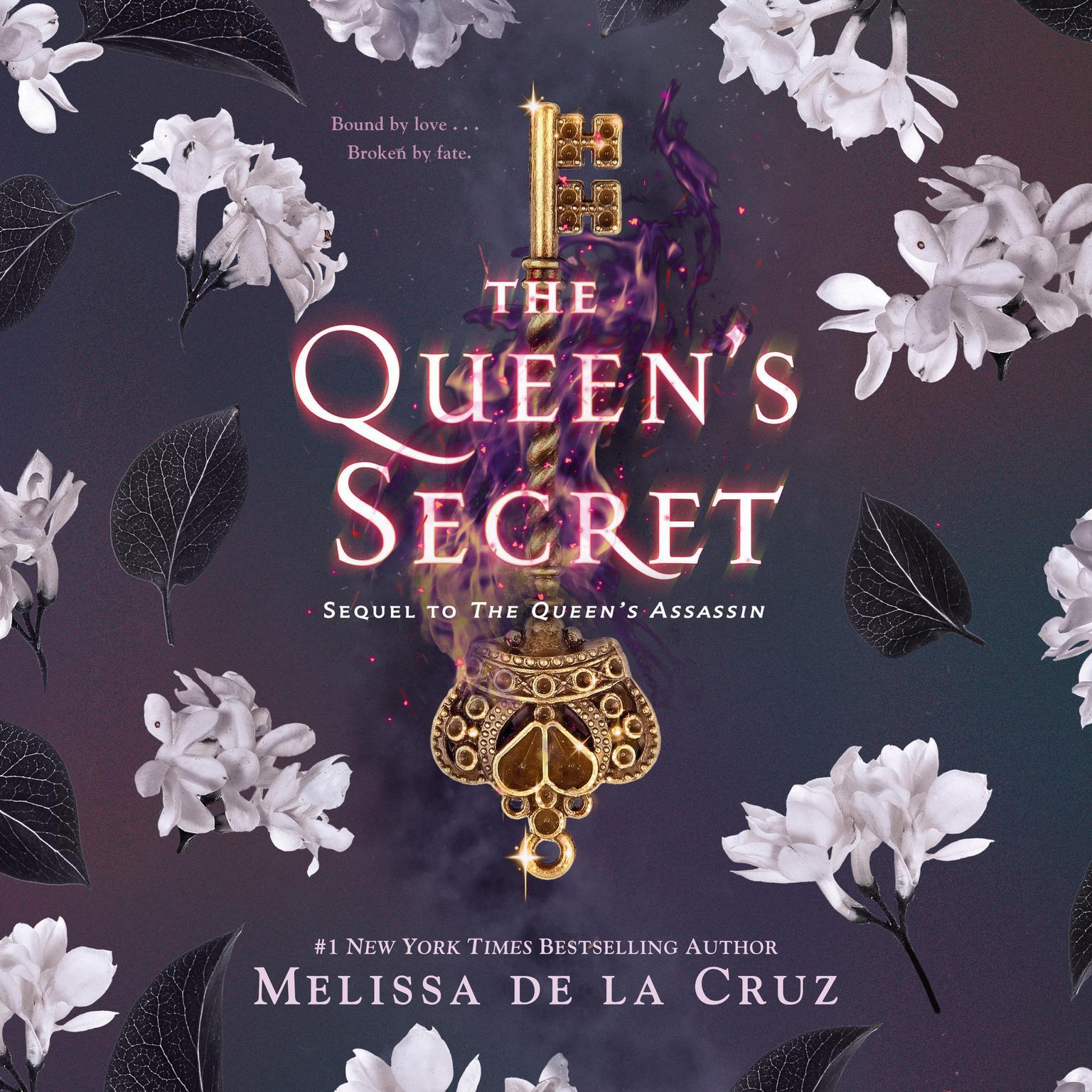 The Queens Secret Audiobook, by Melissa de la Cruz