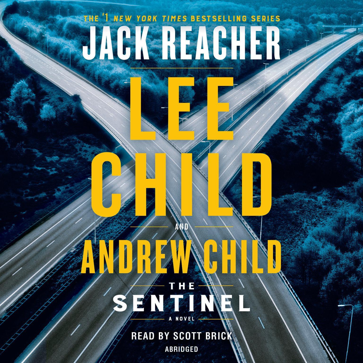 The Sentinel (Abridged): A Jack Reacher Novel Audiobook, by Lee Child