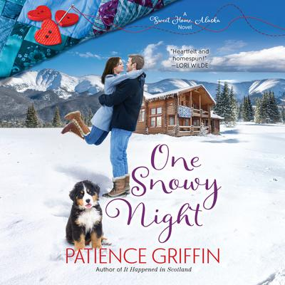One Snowy Night Audiobook, by Patience Griffin