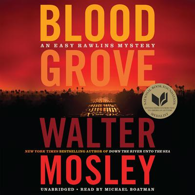 Blood Grove Audiobook, by