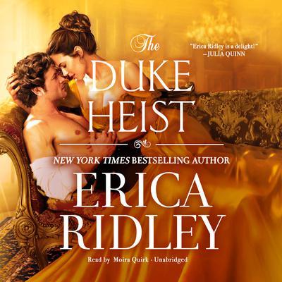The Duke Heist Audiobook, by Erica Ridley