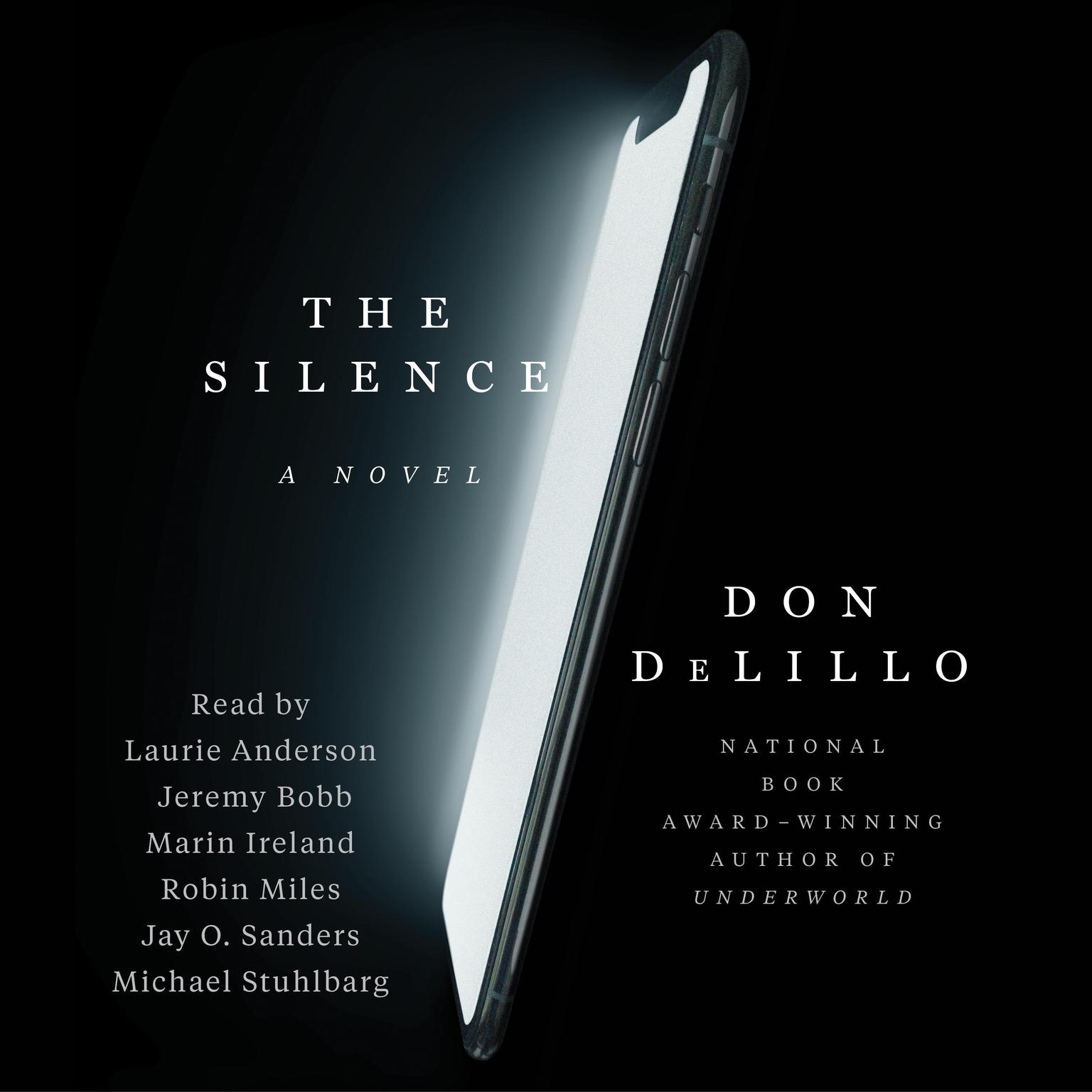 The Silence Audiobook, by Don DeLillo