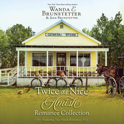 Twice As Nice Amish Romance Collection Audiobook, by Wanda E. Brunstetter