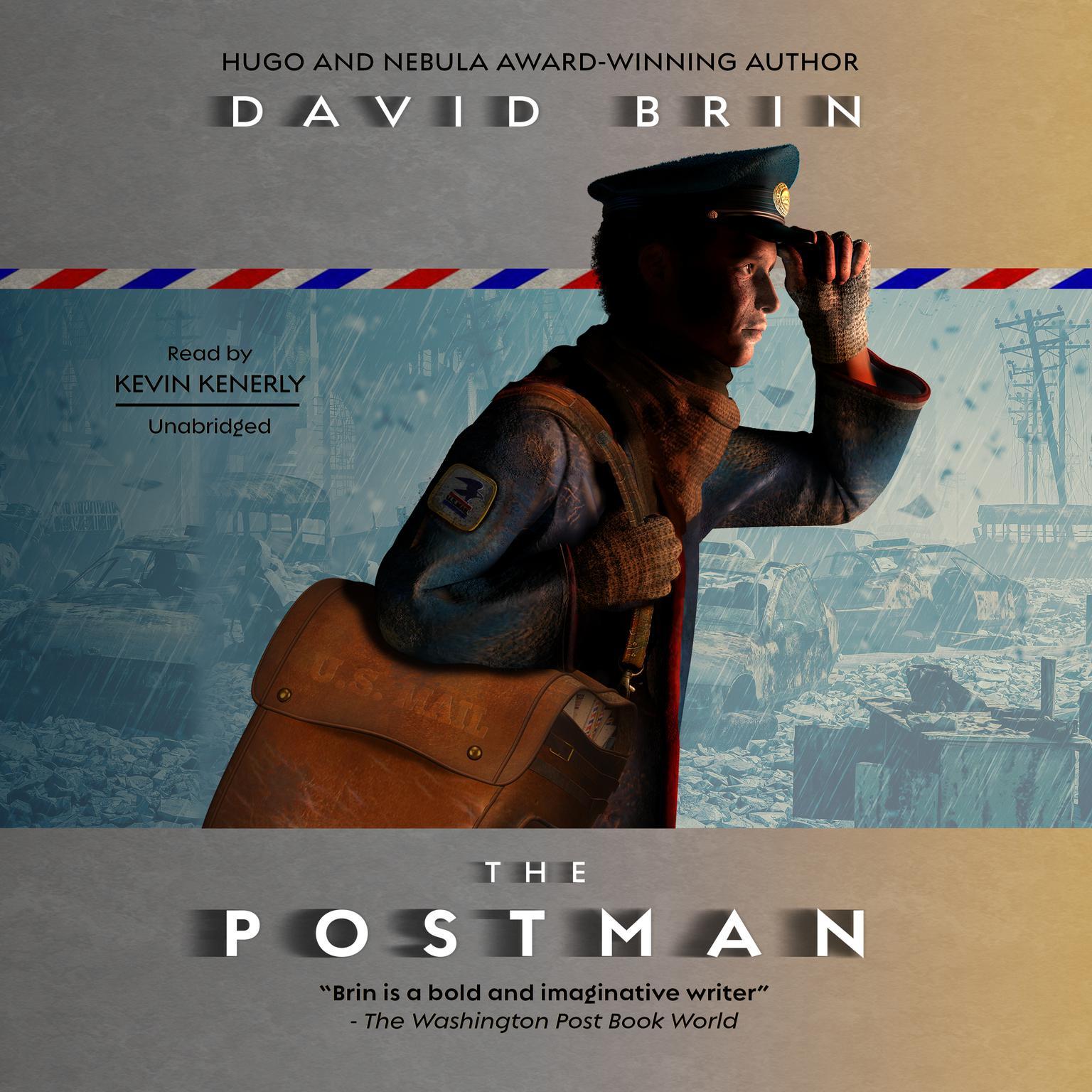 The Postman Audiobook, by David Brin