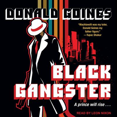 Black Gangster Audiobook, by Donald Goines