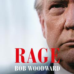 Rage Audiobook, by Bob Woodward