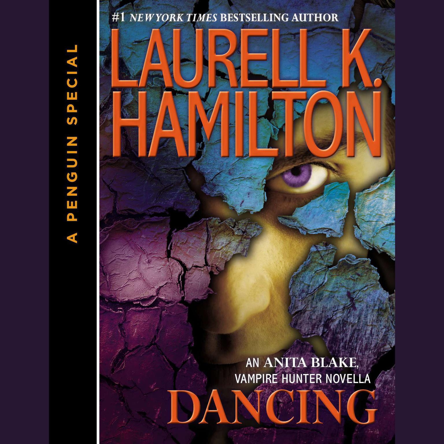 Dancing: An Anita Blake, Vampire Hunter Novella Audiobook, by Laurell K. Hamilton