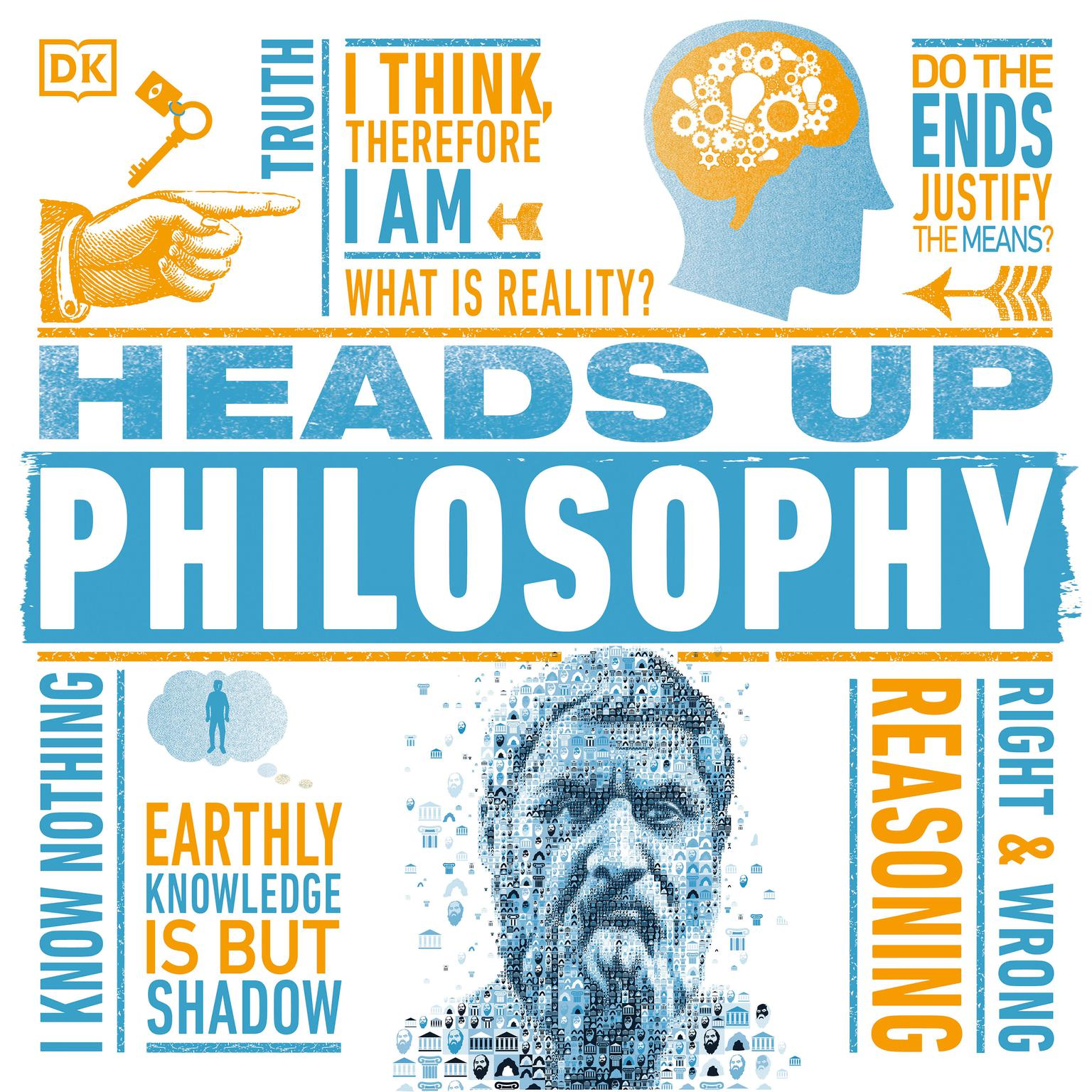 Heads Up Philosophy Audiobook, by D K