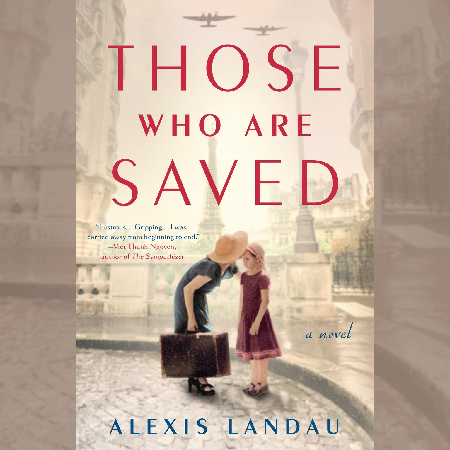 Those Who are Saved Audiobook, by Alexis Landau