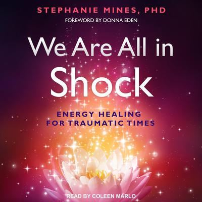 We Are All in Shock: Energy Healing for Traumatic Times Audiobook, by Stephanie Mines