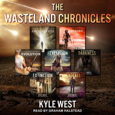 The Wasteland Chronicles: The Post-Apocalyptic Box Set Audiobook, by