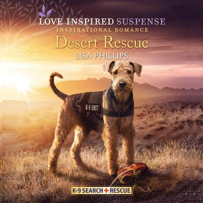 Desert Rescue Audiobook, by Lisa Phillips