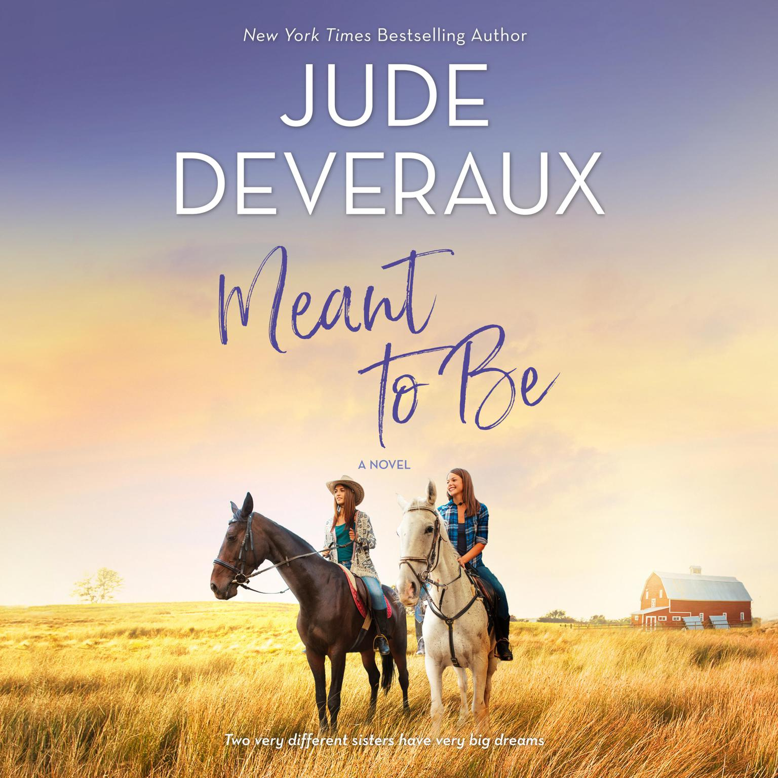 Meant to Be: A Novel Audiobook, by Jude Deveraux