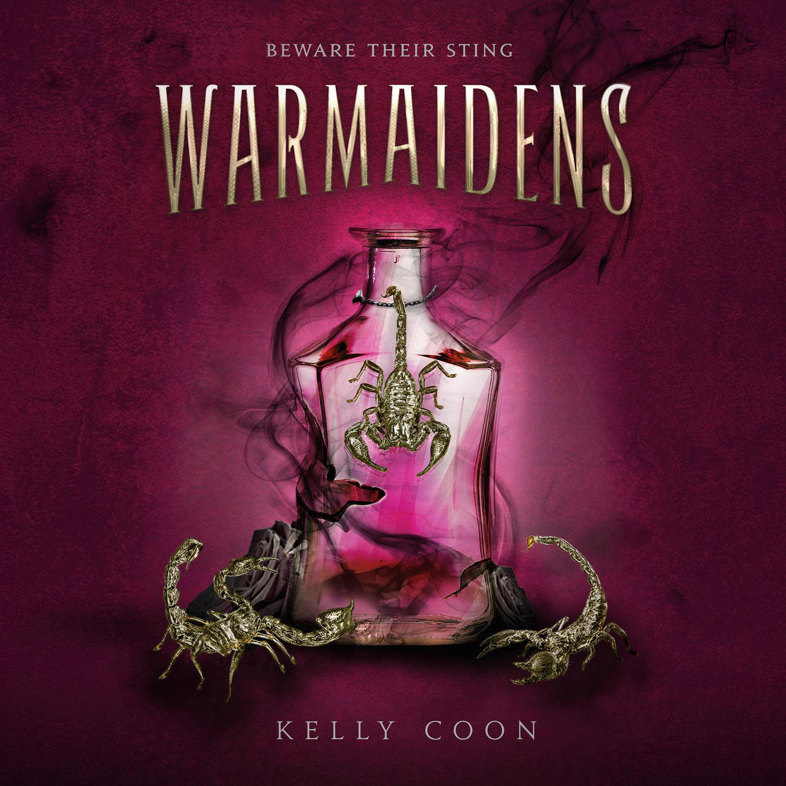 Warmaidens Audiobook, by Kelly Coon
