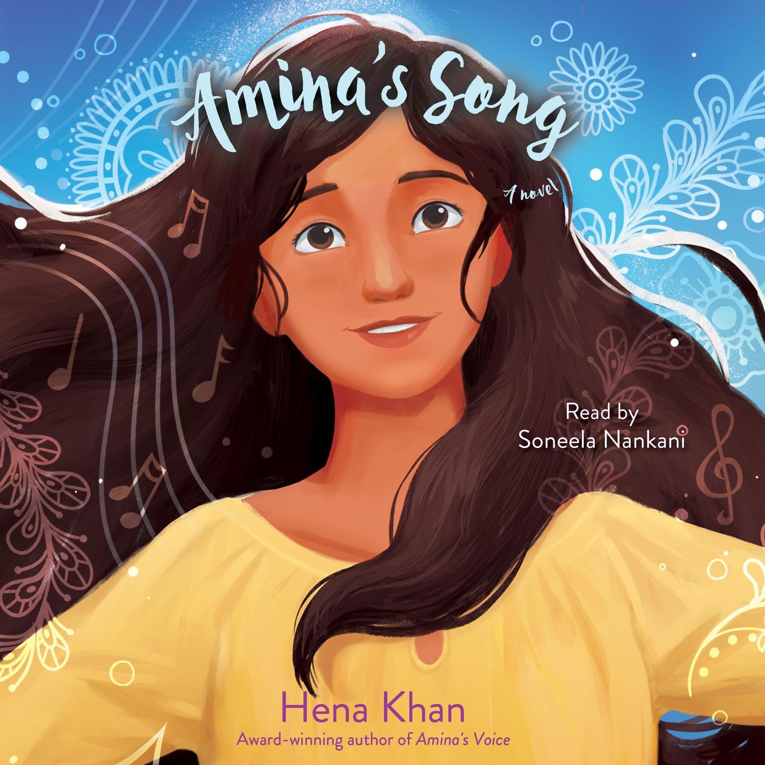 Aminas Song Audiobook, by Hena Khan