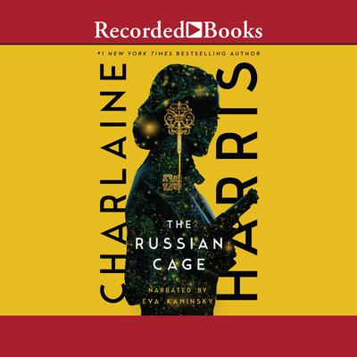 The Russian Cage Audiobook, by Charlaine Harris