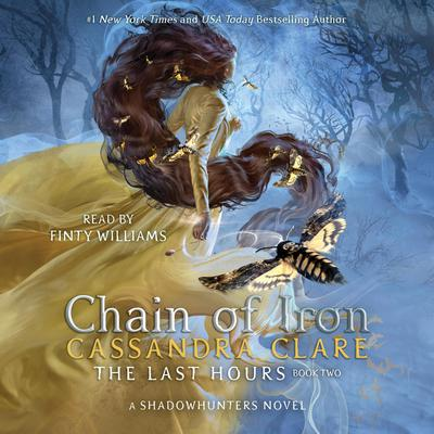 Chain of Iron Audiobook, by