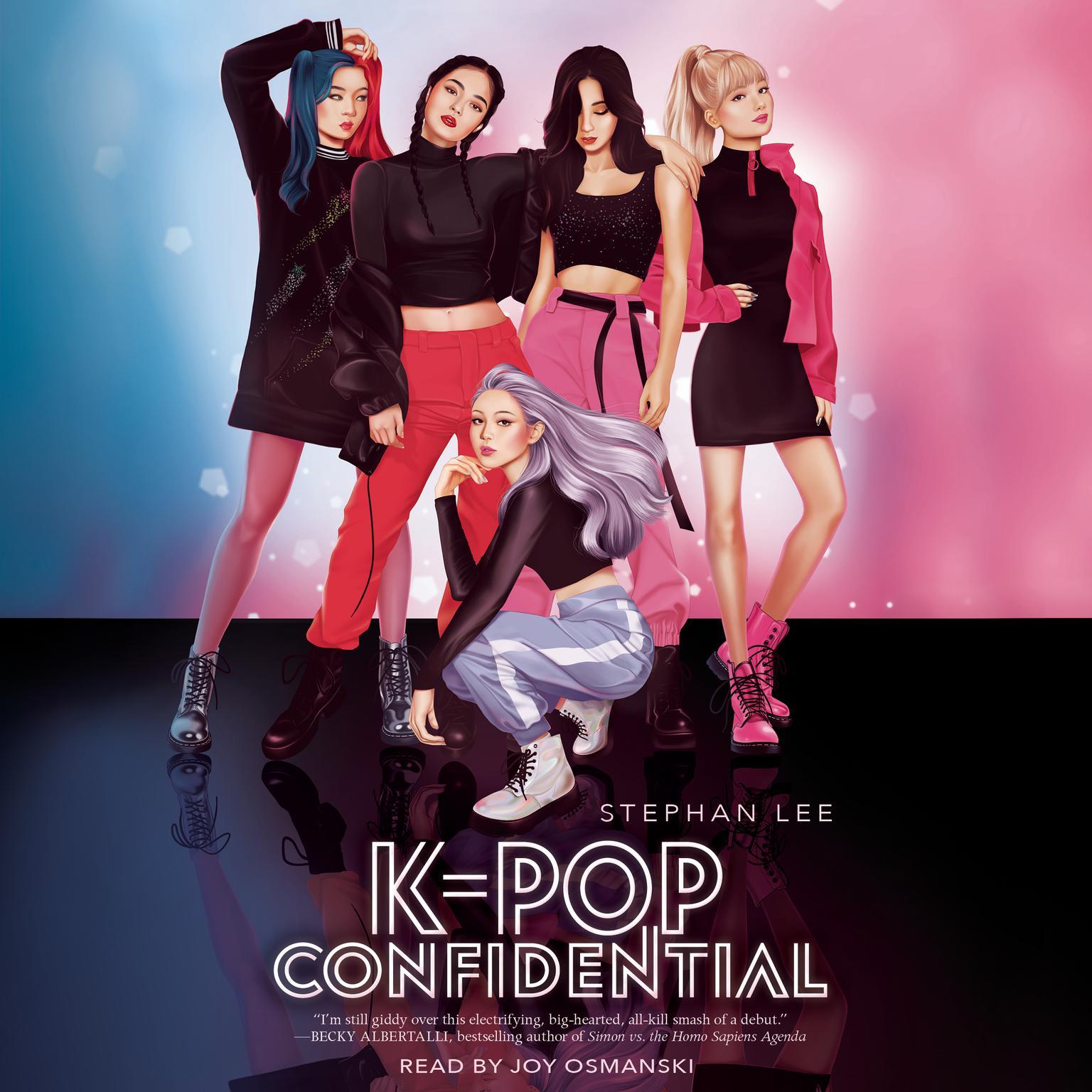 K-Pop Confidential cover art