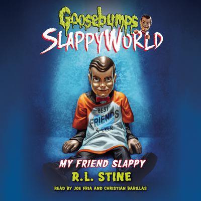 My Friend Slappy Audiobook, by