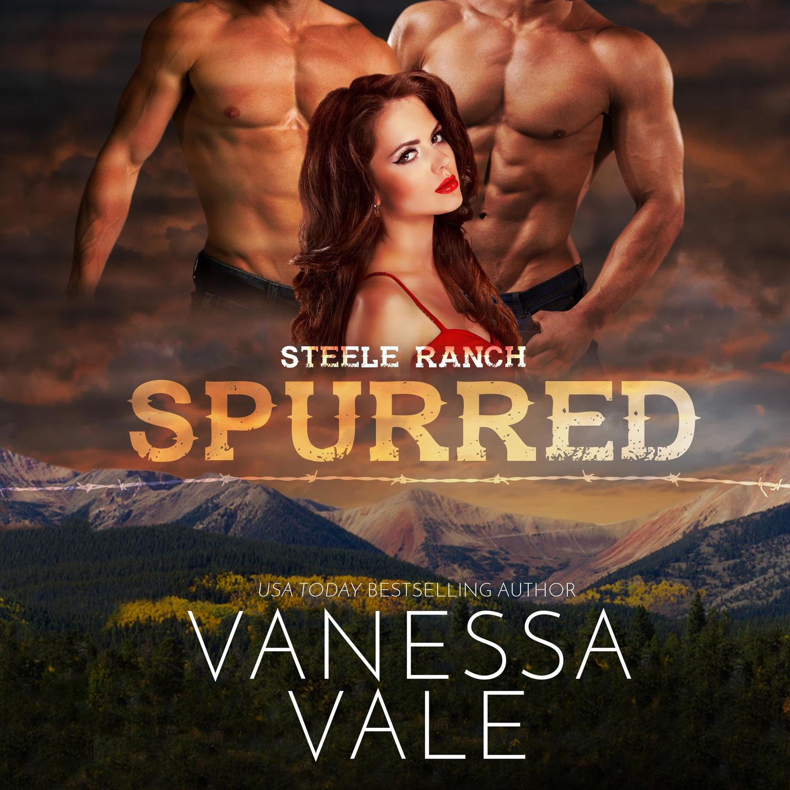 Spurred Audiobook, by Vanessa Vale