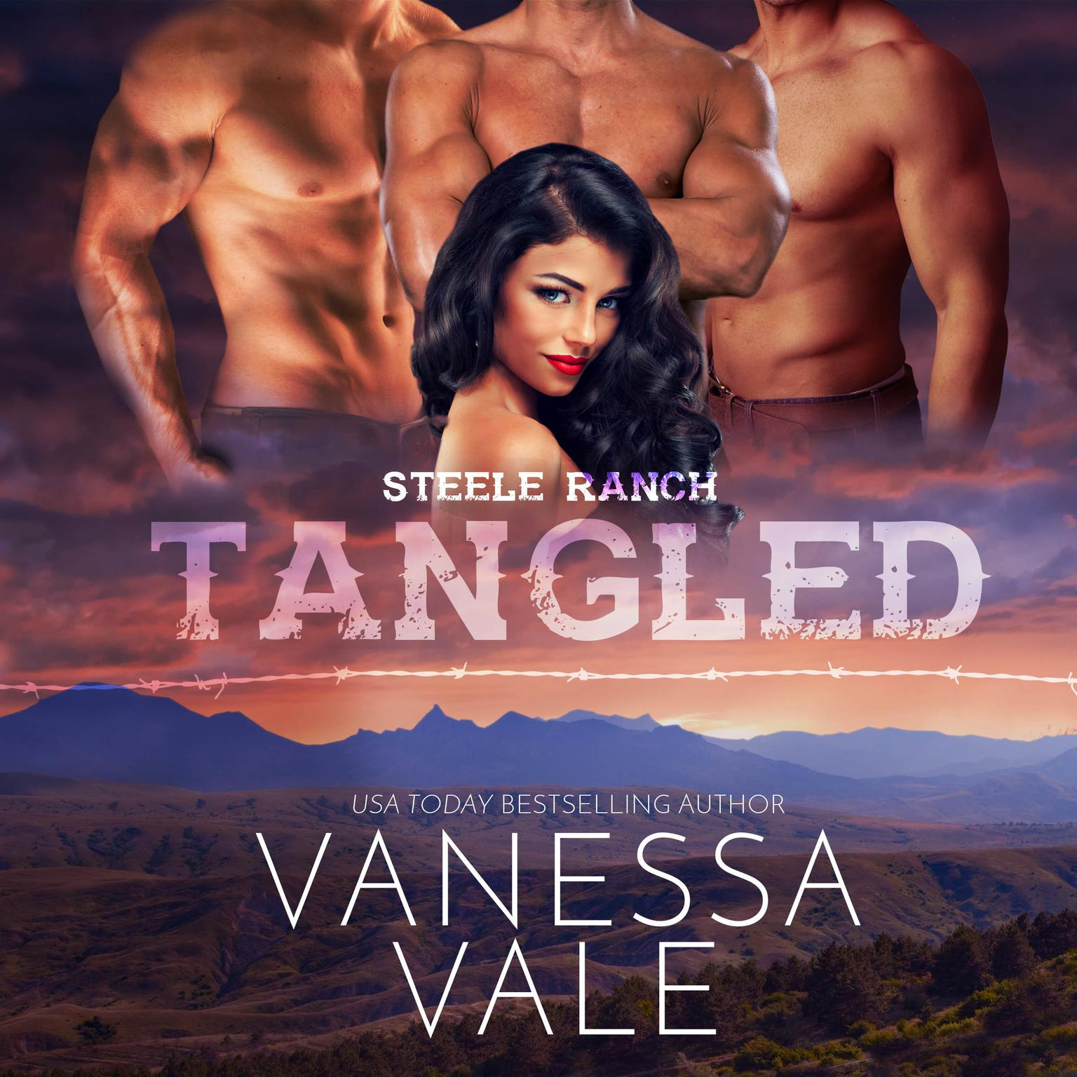 Tangled Audiobook, by Vanessa Vale