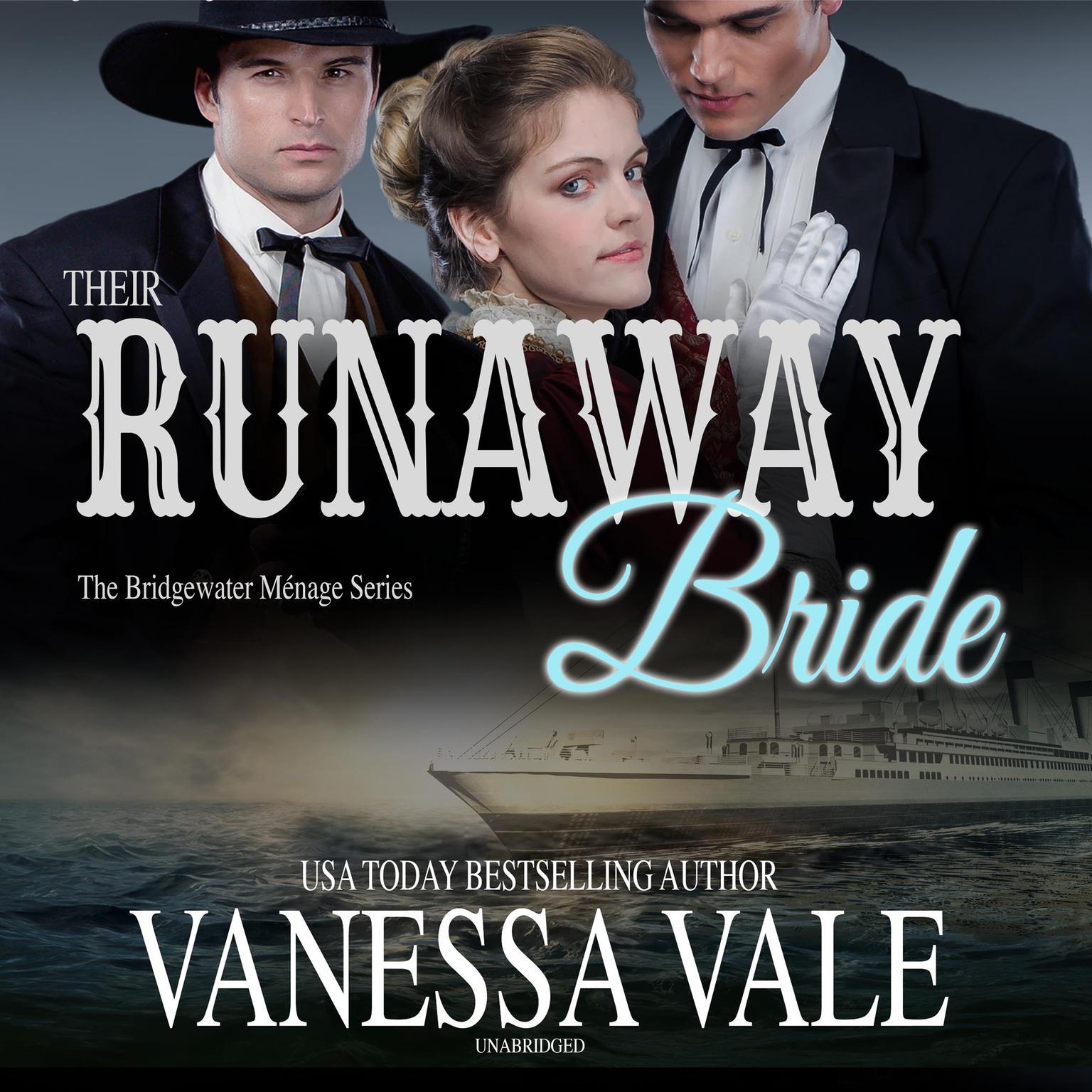 Their Runaway Bride: A Prequel Audiobook, by Vanessa Vale