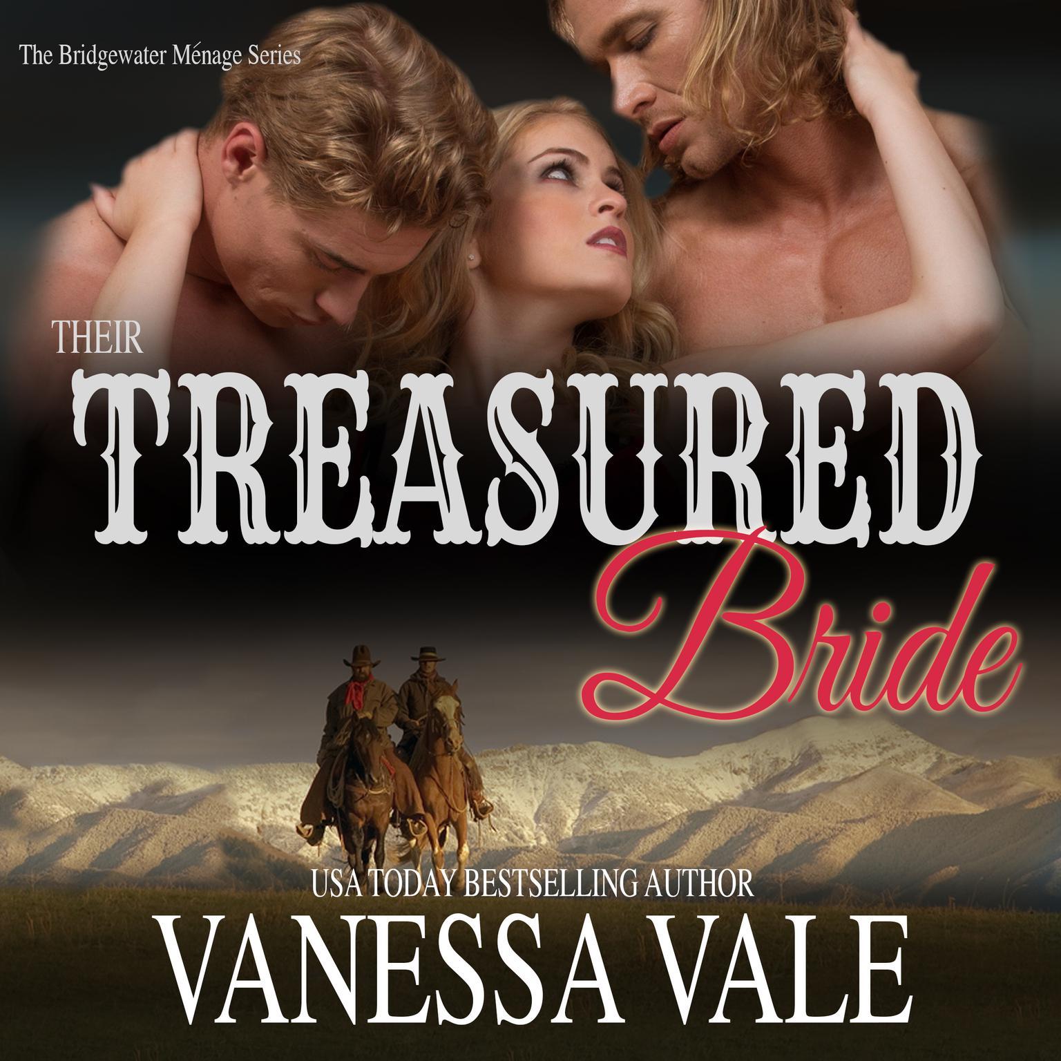 Their Treasured Bride Audiobook, by Vanessa Vale