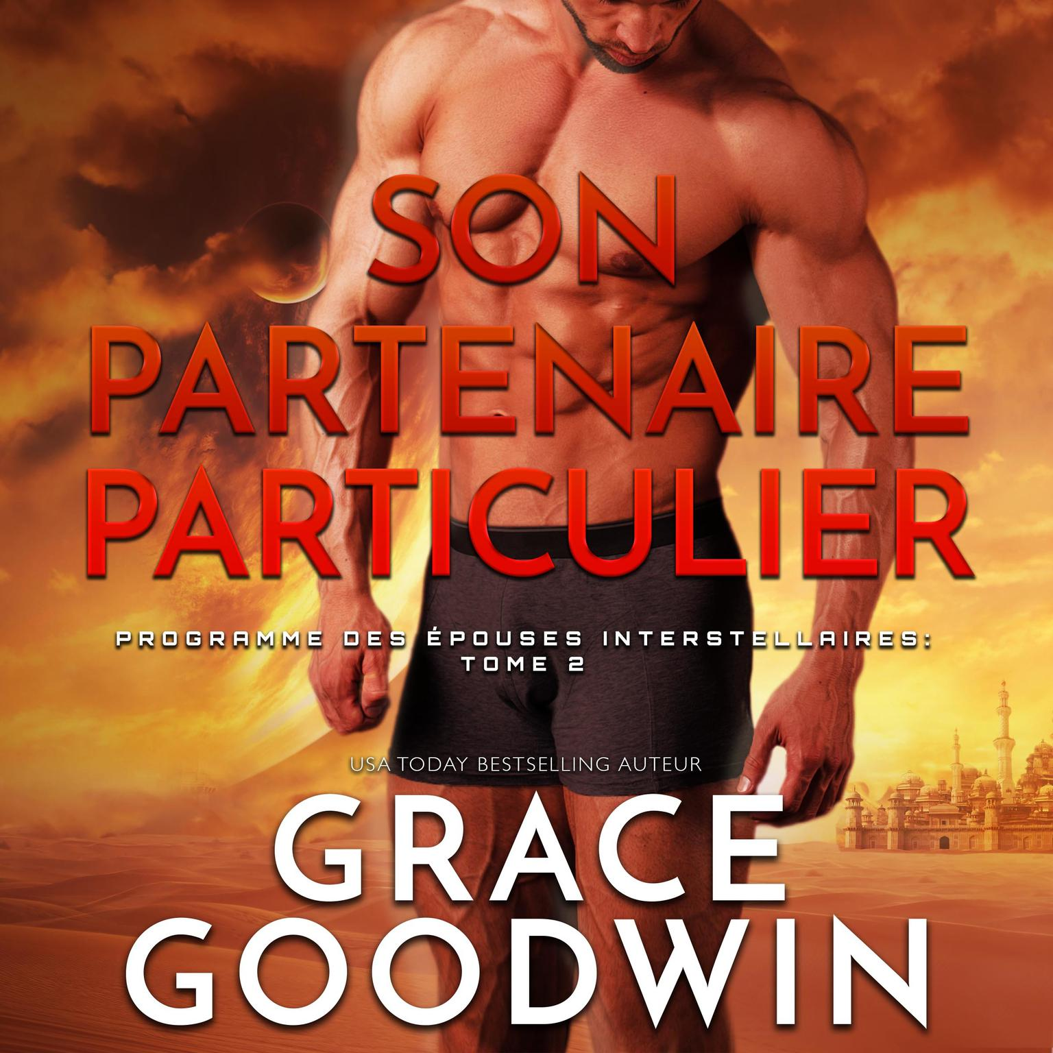 Son Partenaire Particulier Audiobook, by Grace Goodwin