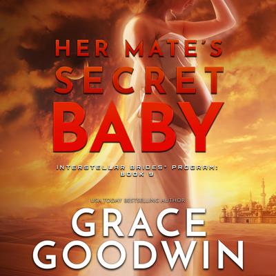 Her Mate's Secret Baby Audiobook, by