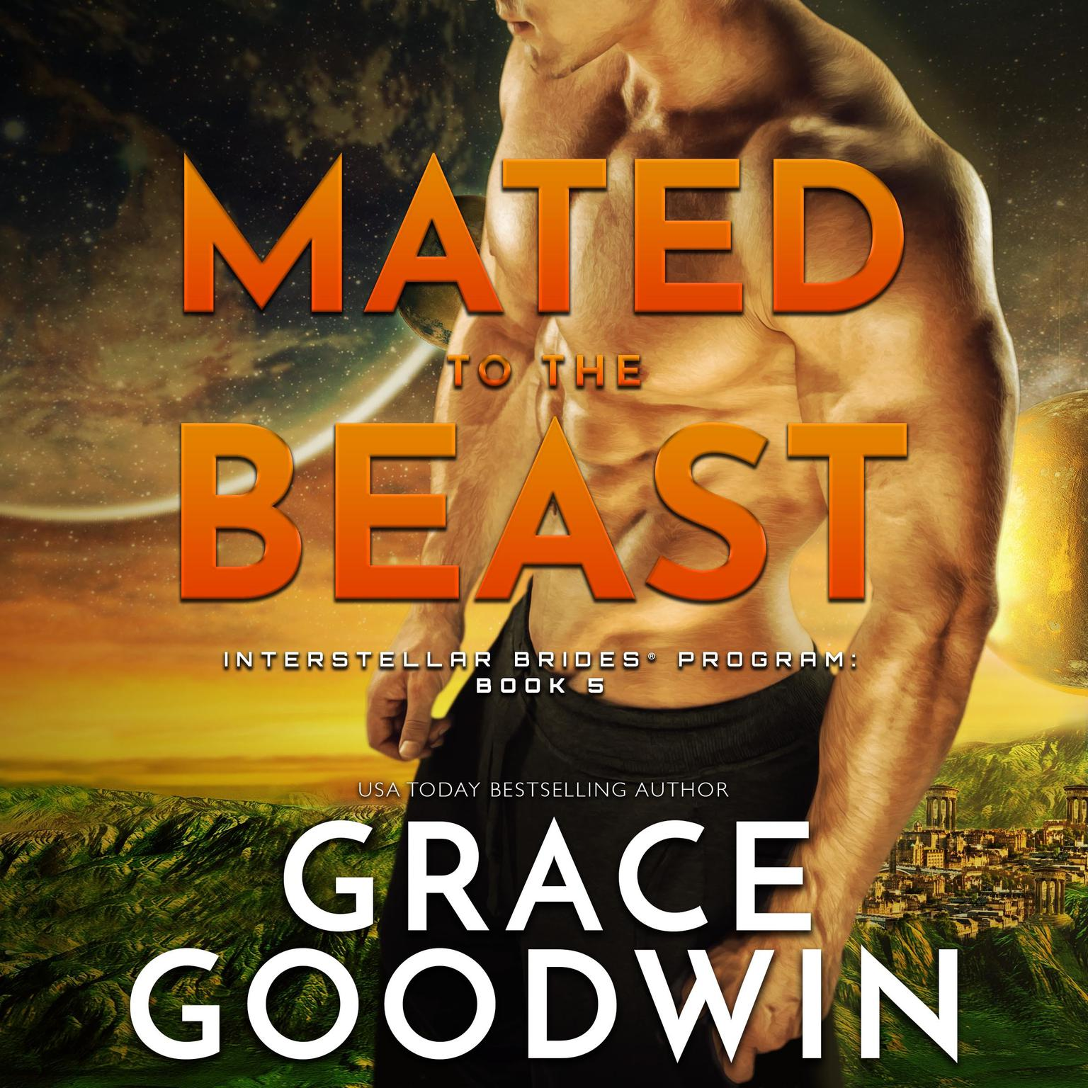 Mated to the Beast Audiobook, by Grace Goodwin