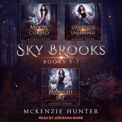 Sky Brooks: Books 5-7 Box Set Audiobook, by
