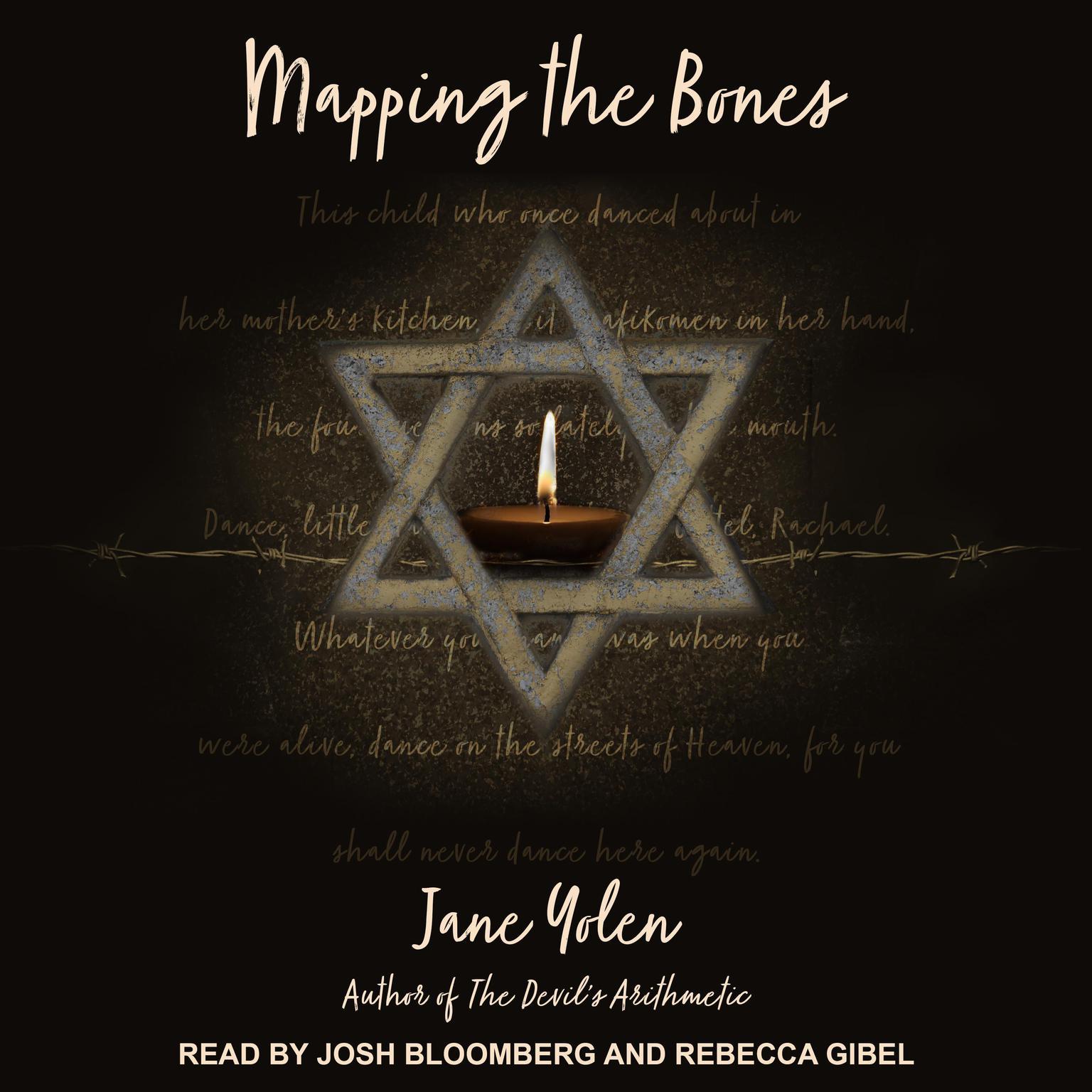 Mapping the Bones Audiobook, by Jane Yolen