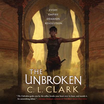 The Unbroken Audiobook, by C. L. Clark