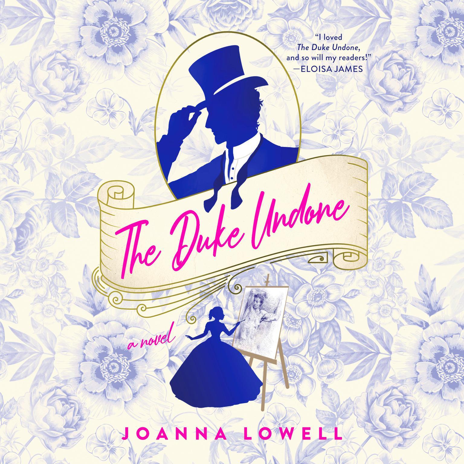 The Duke Undone Audiobook, by Joanna Lowell