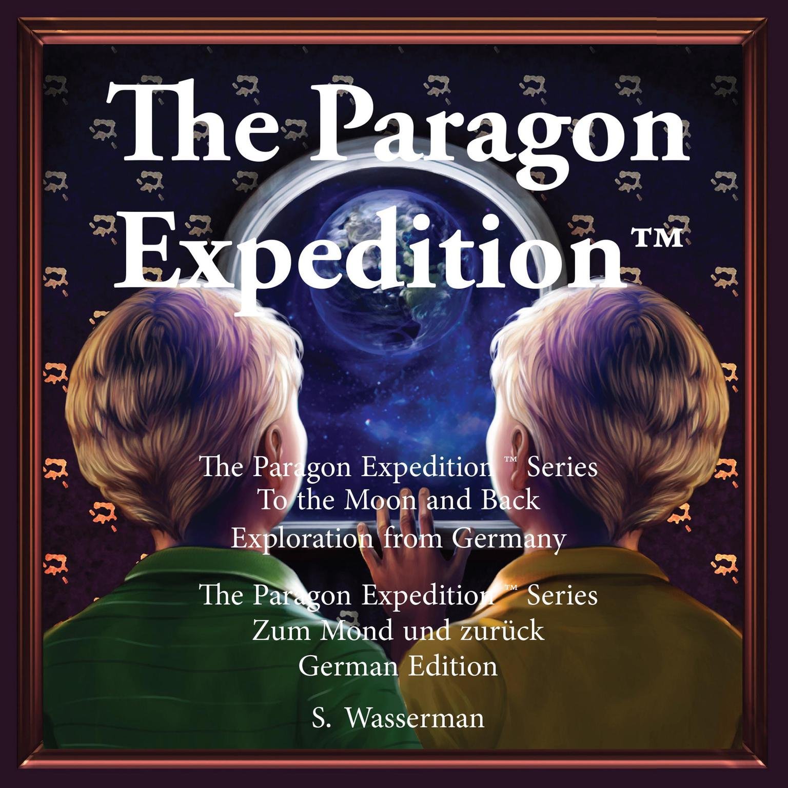The Paragon Expedition (German) Audiobook, by Susan Wasserman