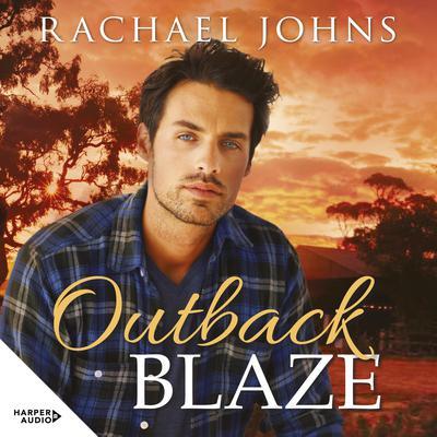 Outback Blaze Audiobook, by Rachael Johns