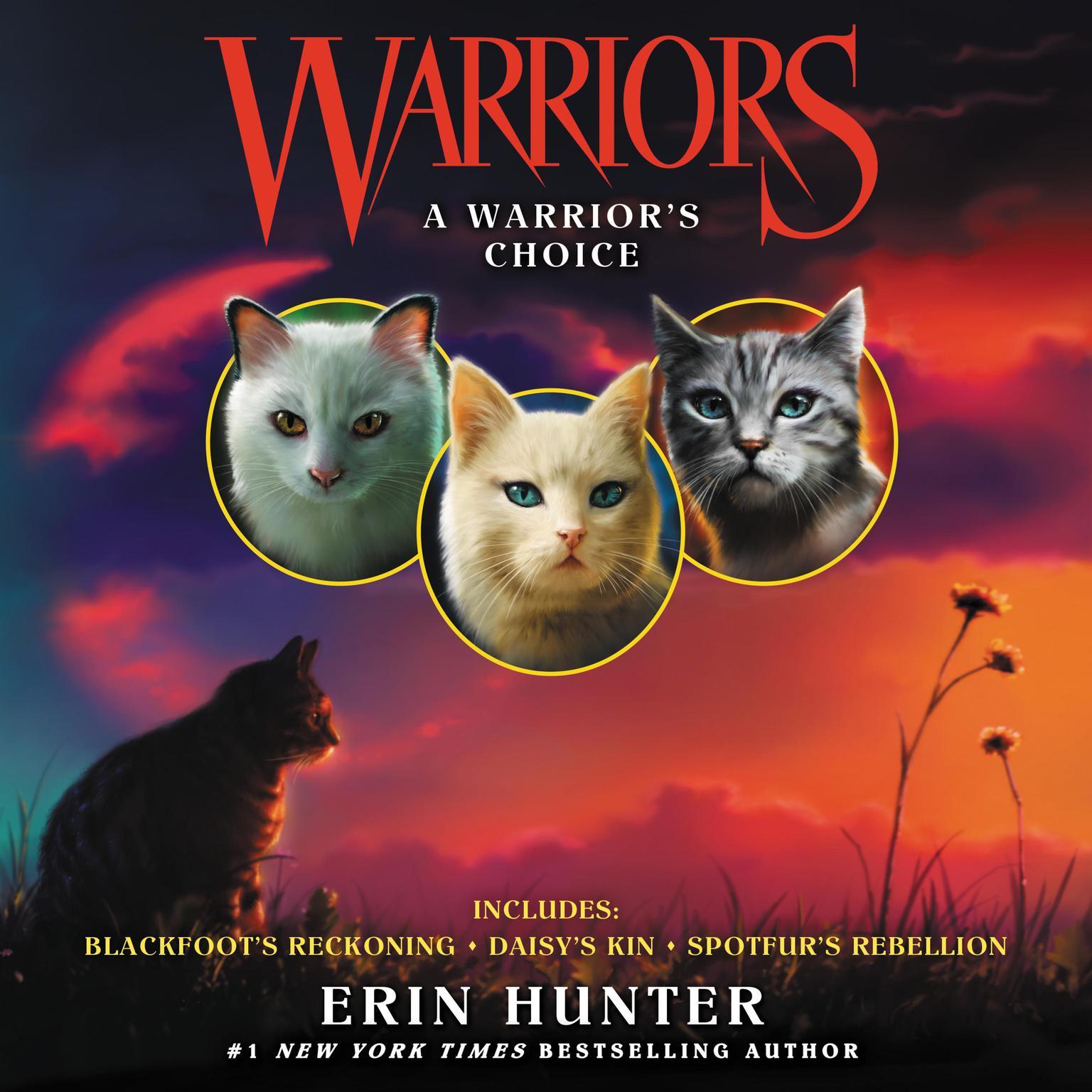 Warriors: A Warriors Choice Audiobook, by Erin Hunter