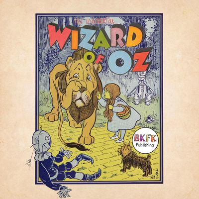 The Wizard of Oz Audiobook, by